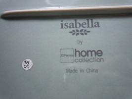 JCPenney Isabella Blue Oval Serving Platter image 2