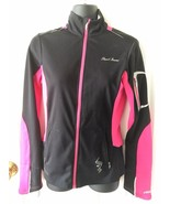 Pearl Izumi Elite Women's Cycling Infinity Softshell Jacket Black Pink X... - $129.99