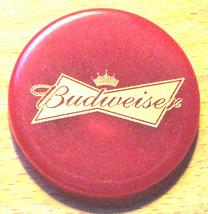 (1) Vintage $1. Budweiser Poker Chip - Bow Tie Chip - $6.69