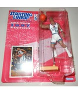 Grant Hill 1997 Starting Lineup Basketball Action Figure SLU Kenner Pistons - $10.75
