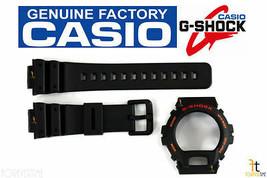 Casio DW-6900G-1V G-Shock Black Band & Bezel Combo DW-6900G-9V - $29.65