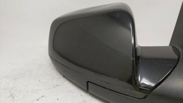 2010-2011 Gmc Terrain Passenger Right Side View Power Door Mirror Black 58040 - $136.15