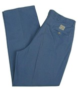 Polo Ralph Lauren Pleated Classic Chinos Men's W34 X L32 100% Cotton NEW... - $32.18