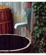 """Great American Downspout Large Galvanized Steel Rain Catcher, 11-1/2"""" - $39.59"""