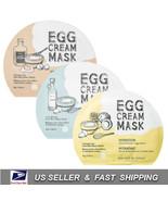 [ Too Cool For School ] Egg Cream Mask 2pcs or 3pcs - $10.69+
