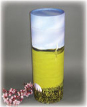 Biodegradable Ash Scattering Tube Cremation Urn Keepsake-CAN Be Personalized - $89.99