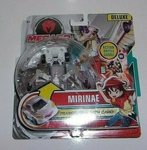 Mattle Mecard New Factory Sealed Mirinae Deluxe Action Battle Game - $17.96