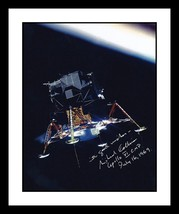 Ultra Cool - Apollo 11 - Michael Collins - Authentic Hand Signed Autograph - $199.99