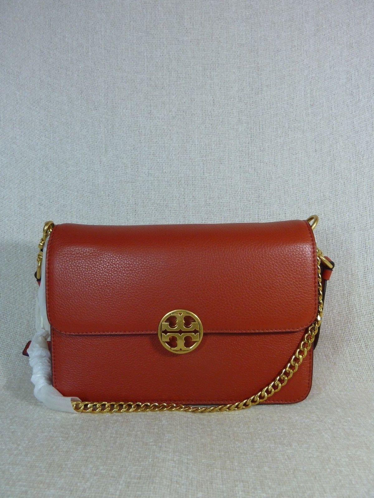 NWT Tory Burch Kola Chelsea Convertible Shoulder Bag  - $498 image 4