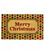 10018564 SHIPS FREE Christmas Collection Merry Christmas Doormat - $18.99
