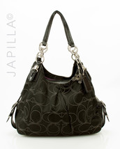 Coach 16153 Madison Maggie op art Hobo Shoulder Bag handbag purse - $117.81