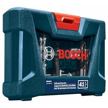 Bosch MS4041 41-Piece Drill and Drive Bit Set 41-Piece Set - $24.70