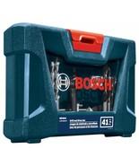 Bosch MS4041 41-Piece Drill and Drive Bit Set 41-Piece Set - $24.70