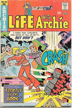 Life With Archie Comic Book #148, Archie 1974 VERY GOOD- - $3.25