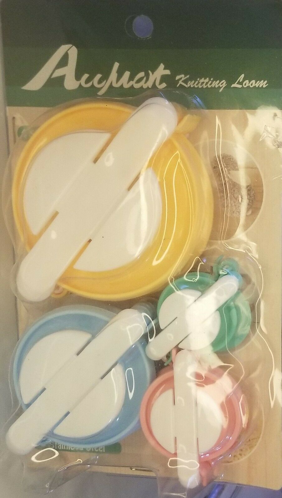 AccMart Pom Pom Makers, Set of 4