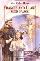 Francis and Clare, Saints of Assisi (Vision Books) Homan, Helen Walker - $8.31