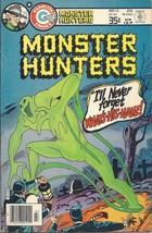 (CB-15} 1978 Charlton Comic Book: Monster Hunters #15 - $12.00