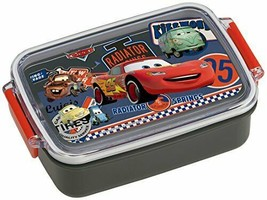 Skater children's lunch box 450ml Cars made in Japan RB3A - $41.23