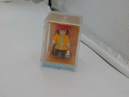 Hallmark Merry Miniatures - Madame Alexander Collection  Fire Fighter Wendy 1997 - $9.95