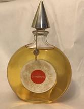 Vintage Guerlain Shalimar 6.8FL. Oz 200ml Eau de Cologne - $198.00