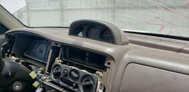 96-99 Montero Sport Voltage Temp Compass Oil Pressure Aux Dash Gauge W/Bracket image 11