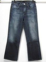 JOES JEANS REBEL MALCM WASH STRAIGHT LEG BOOTCUT BLUE STRETCH JEANS W31 L30 - $31.50