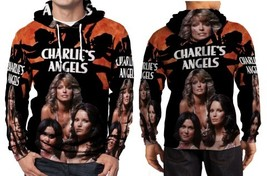 Coolest Charlies Angel 80s Tv shows Hoodie Men - $41.50+