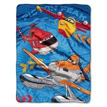 """Disney's Planes """"Rescue Crew"""" Micro Raschel Throw by Northwest  - $35.99"""