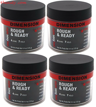 Sexy Hair Rough and Ready 4 Shine 7 Hold Styling Pudding 4.4 oz (pack of 4) - $64.99