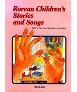 Korean Children's Stories And Songs [Hardcover] Hyun, Peter - $24.75