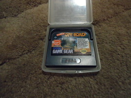 SEGA Game Gear Super Off Road  CLEANED and TESTED - $9.85