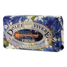 Nesti Dante Dolce Vivere - Firenze Bar Soap 250 gr. / 8.8oz - $13.00