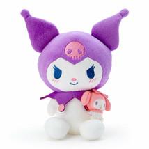 Kuromi Stuffed toy (Daiski!) SANRIO Plush Doll Gift Cute - $44.88