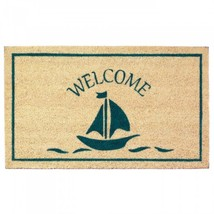 Sailboat Welcome Mat - $26.75