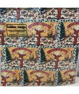 Mary Engelbreit I Love Christmas Gift Paper Wrap Wrapping 2 Sheets Decou... - $15.14