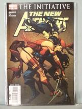 Marvel 31 - The Initiative - The New Avengers - Bendis Yu McCaig - $2.53