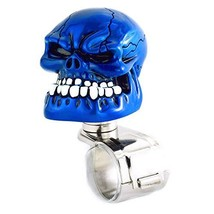 Arenbel Steering Wheel Spinner Knob, Skull Head Style Suicide Knobs for ... - $21.26
