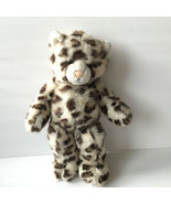 "Build A Bear Sparkle Material Snow Leopard Beauty 16"" Plush Stuffed Animal Toy - $7.42"