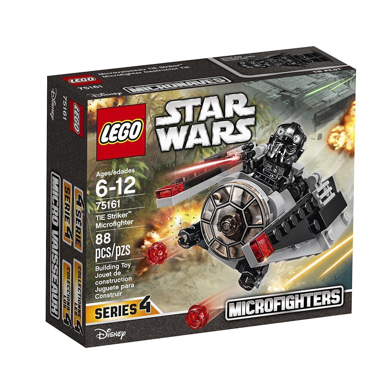 Lego Star Wars 75161 Microfighters Series 4 TIE Striker Microfighter [New]