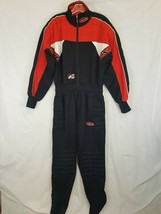Reusch Soccer Goalie Padded Training Suit Overall Adult XL Pads Football... - $88.43