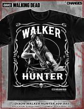 The Walking Dead Daryl Dixon Walker Hunter Zombie Crossbow Amc T Tee Shirt S-3XL - $19.99