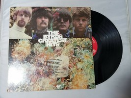 The Byrds Greatest Hits Vinyl Record Vintage Columbia Records 1967 - $32.54