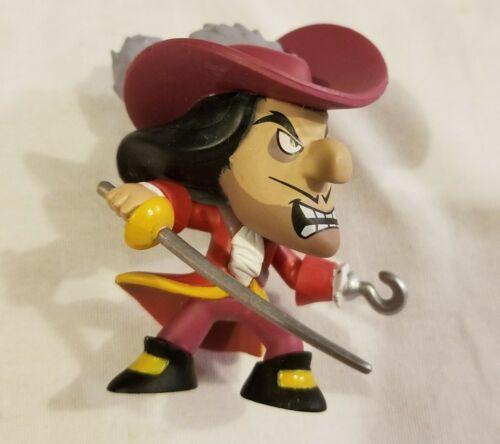 Captain Hook Mystery Mini Funko Disney Heroes Vs Villains Blind Bag Peter Pan