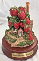 SAN FRANCISCO MUSIC BOX COMPANY...STRAWBERRY LODGE...GREENSLEEVES - $6.76