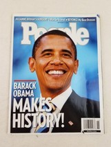 Obama People Magazine Special Election Issue November 2008 - $3.99