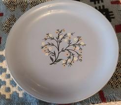 Homer Laughlin skytone e67n8 bread plate,Bleumont - $8.00