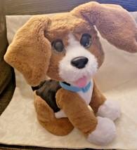 FurReal Friends Chatty Charlie The Barkin' Beagle Interactive Plush Dog Pet image 2