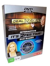It's 2Fer Time! 2 For 1 Interactive DVD Games - $23.99