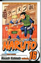 Naruto 16 Eulogy Masashi Kishimoto Manga Graphic Novel Shonen Jump - $5.00