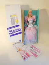 Vintage Barbie Evening ELEGANCE DOLL BLONDE 7057 MIB OUTFIT 1990 JC PENN... - $18.36